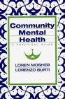 community mental health book cover